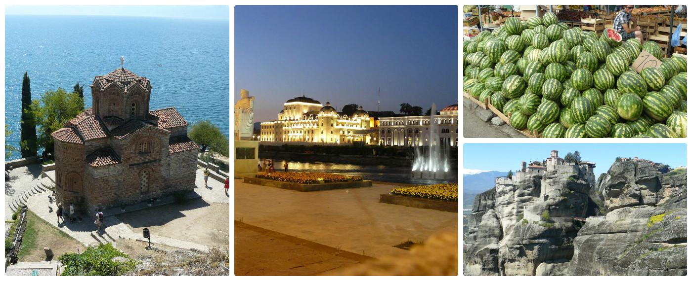 Macedonia Grecja
